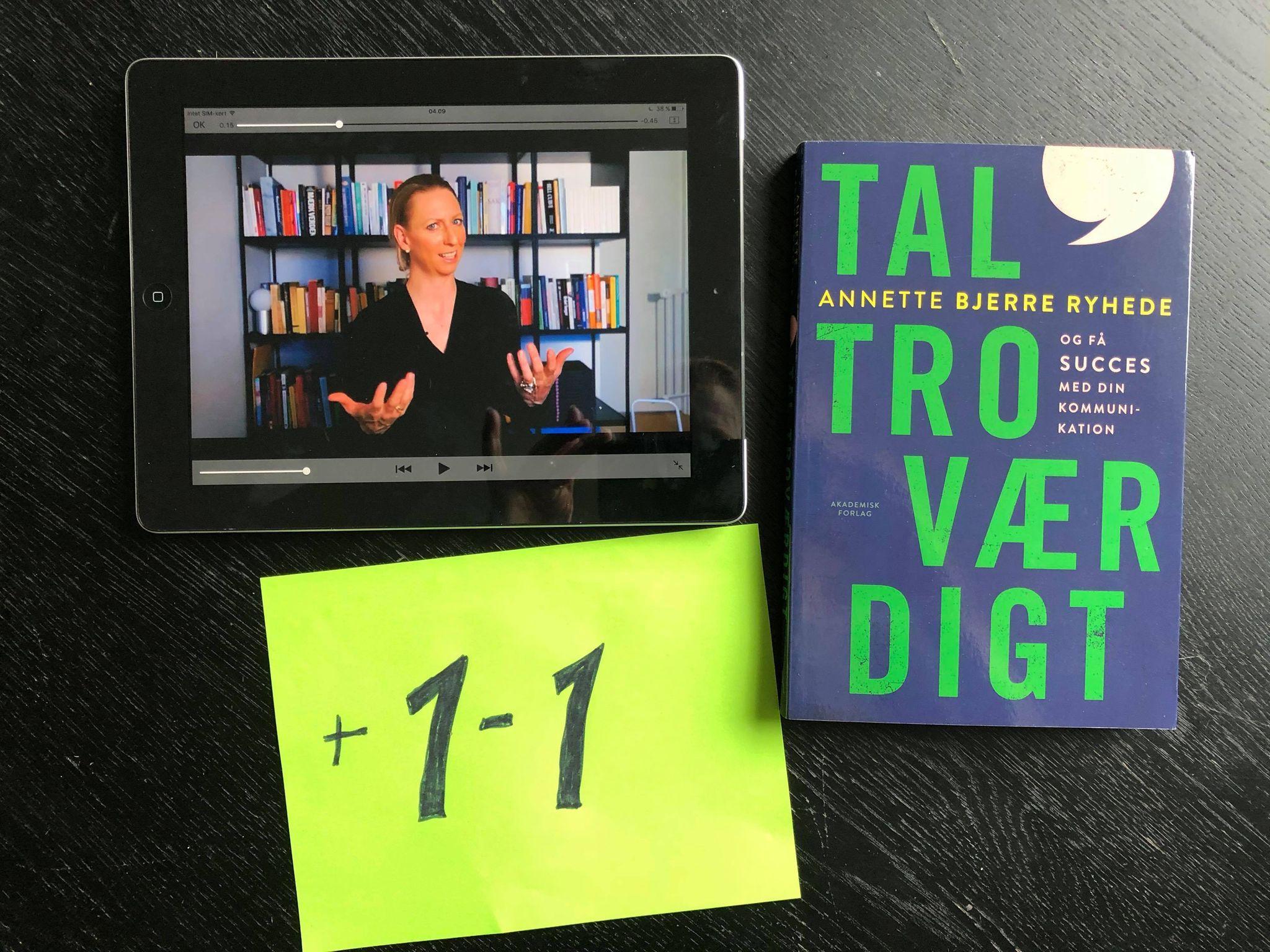 virtuelle præsentationer og onlinemøder