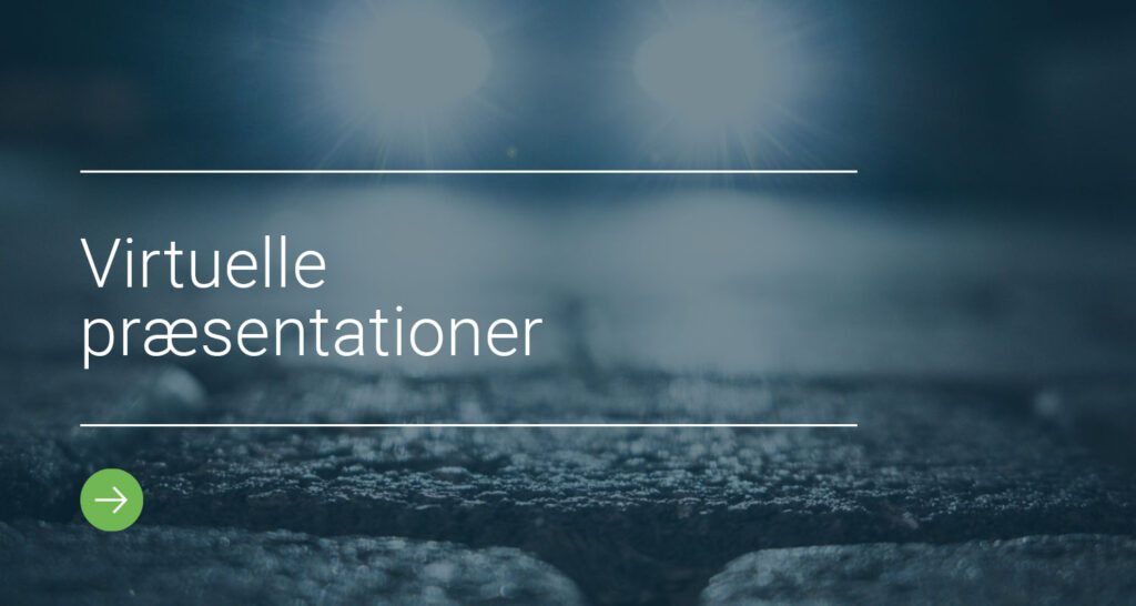 Webinar Virtuelle præsentationer - ARTIKULATION