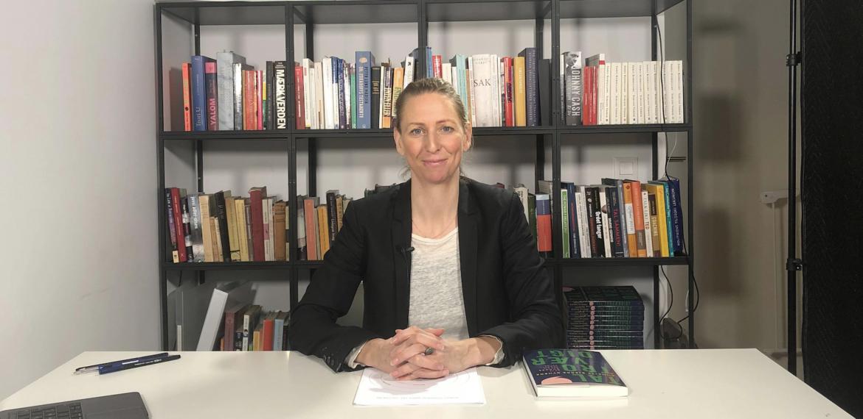 Webinar onlinemøder virtuelle præsentationer ARTIKULATION Annette Bjerre